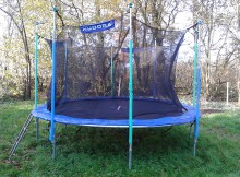trampolin testsieger die besten gartentrampoline und. Black Bedroom Furniture Sets. Home Design Ideas
