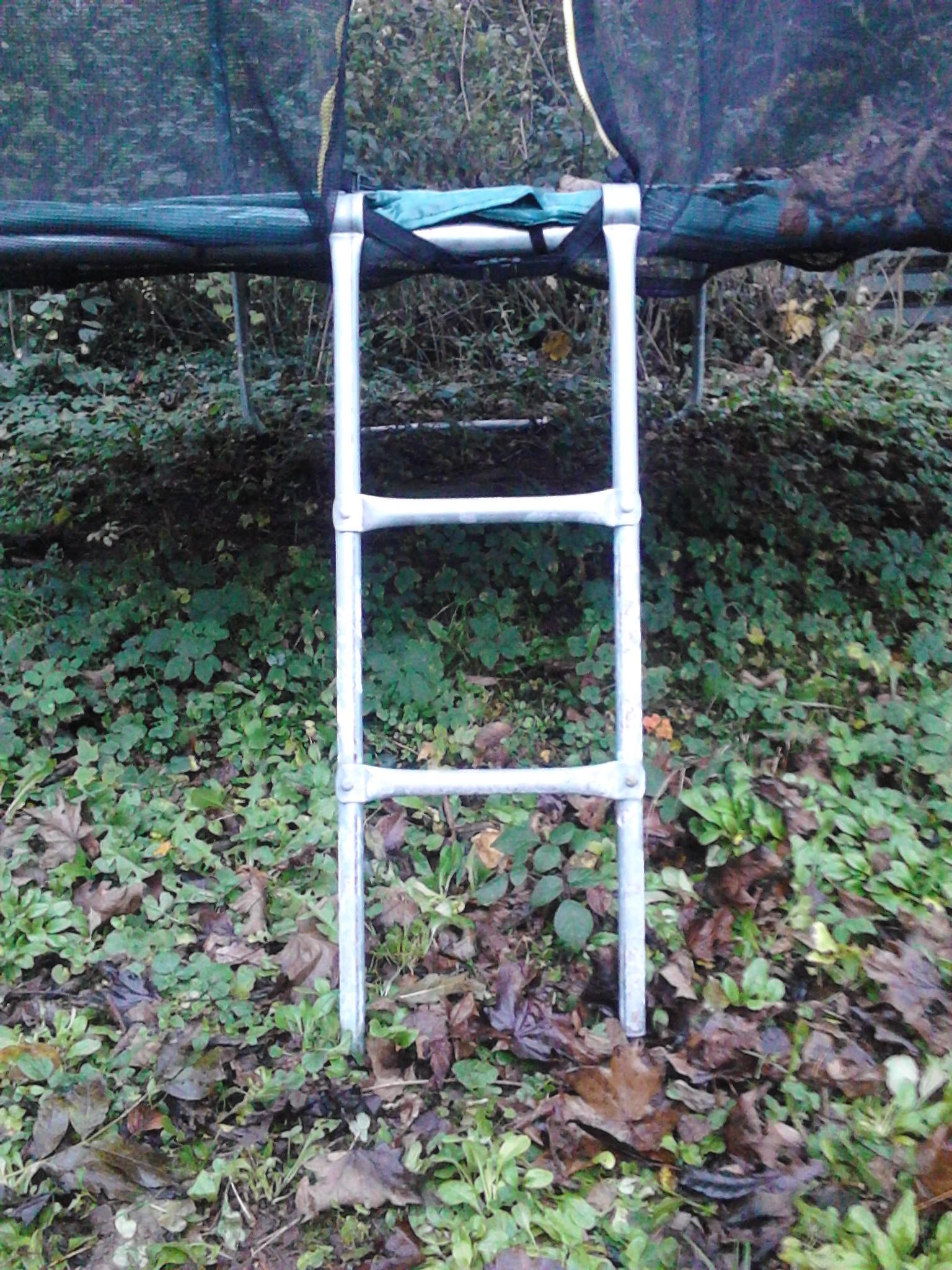berg trampolin rechteckig