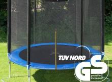 Ultrasport-Gartentrampolin180und251