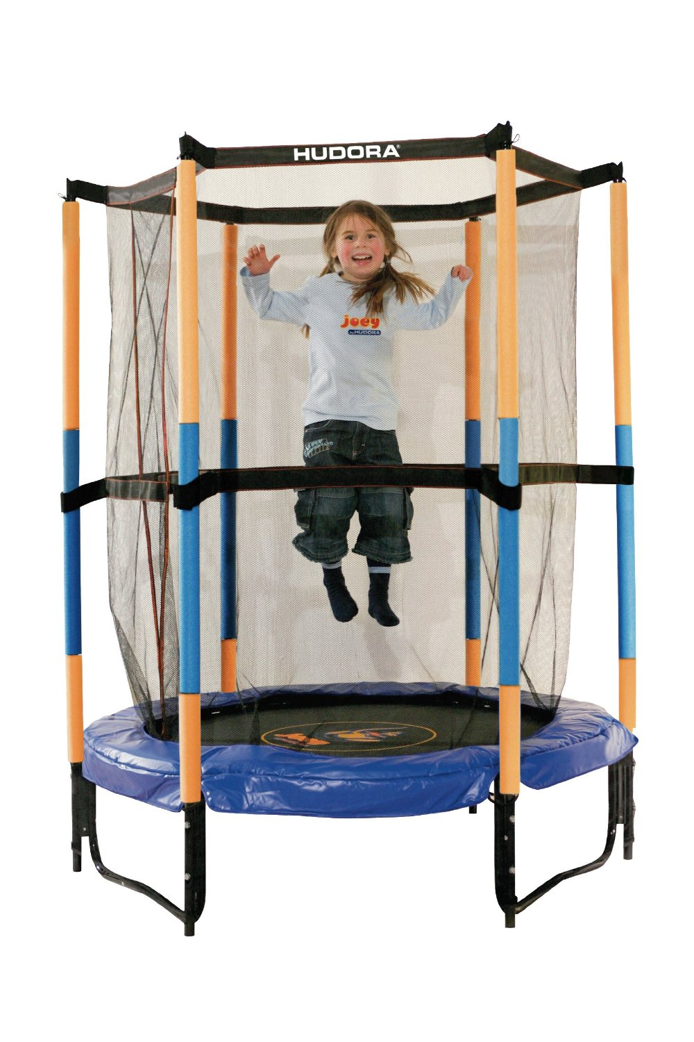 Hudora Kindertrampolin Joey Jump 3.0 140 cm Test
