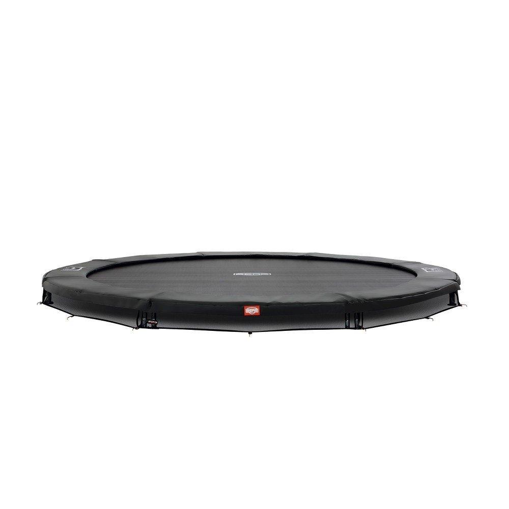 inground trampolin test trampoline zum eingraben. Black Bedroom Furniture Sets. Home Design Ideas