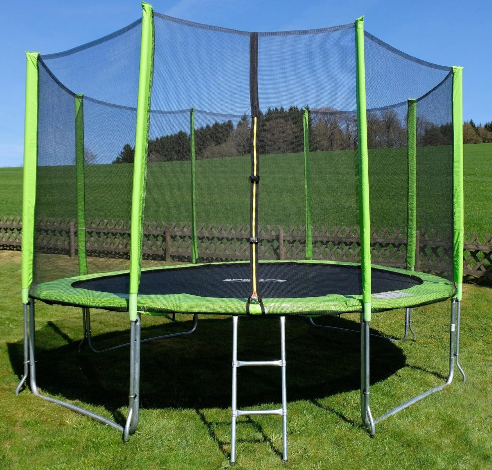 Stamm Sports Gartentrampolin Trampolintests De