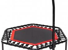 Das SportPlus Fitness Trampolin