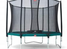 Berg Favorit + Safetynet Comfort Gartentrampolin
