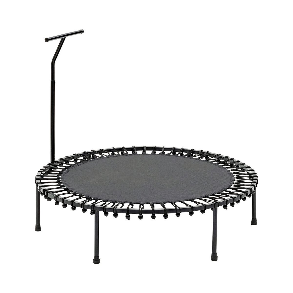 fitness trampolin bodyjump mit haltegriff im test. Black Bedroom Furniture Sets. Home Design Ideas