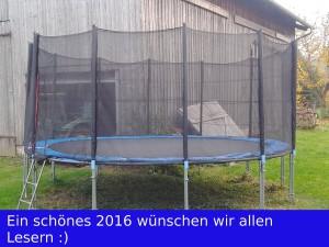 Ein frohes 2016 für Euch